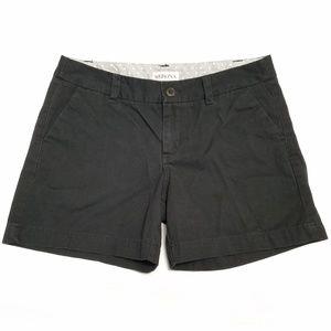 NEW Black Cotton Shorts - 2